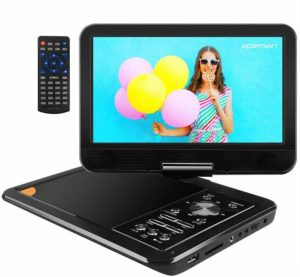 APEMAN Portable DVD Player