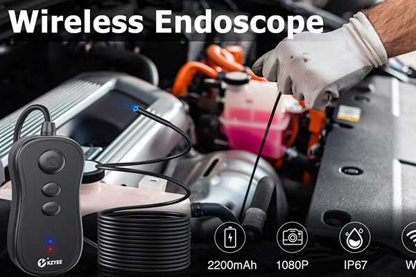 Best Android Endoscopes and IOS