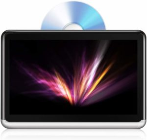 DDAUTO Portable DVD Player