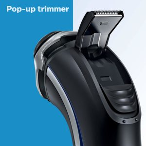 Detailed Trimming with Pop-Up Trimmer