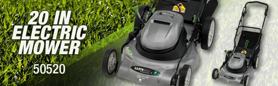 Earthwise 50520 Corded Electric Lawn Mower