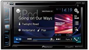 Pioneer AVH-X2800BS In-Dash DVD Receiver