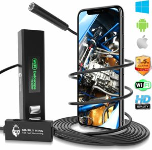 Simply King Wireless Endoscope Inspection Camera