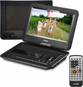 UEME Portable DVD Player