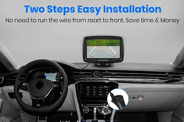 Best Auto Vox Wireless Backup Cameras