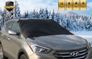 Apex Automotive Premium Windshield Snow Cover - Frost Guards