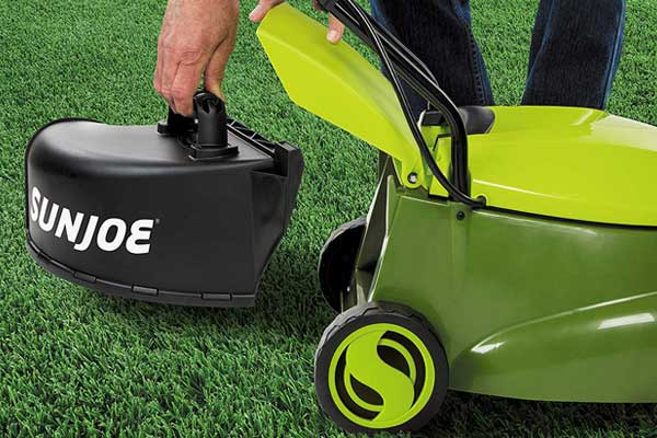Cordless Push Lawn Mower Review