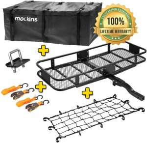 Mockins Hitch Mount Cargo Carrier