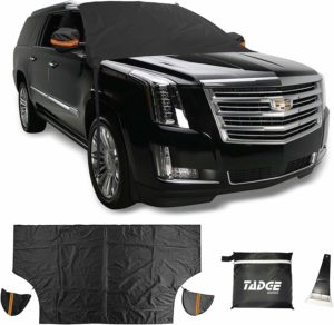 Tadge Goods XL Magnetic Ice Shield Snow Cover