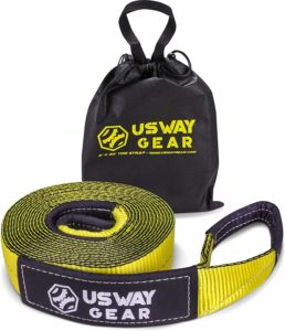 USWAY GEAR Recovery Tow Strap