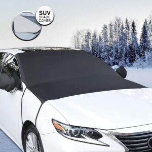 Whew Car Windshield Snow Cover
