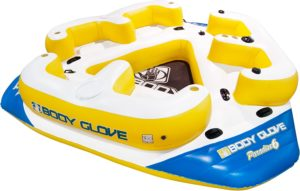 Body Glove Paradise 6 Inflatable Aqua Lounge