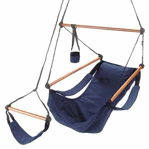South Mission Blue Camping Air/Sky Hanging Chair
