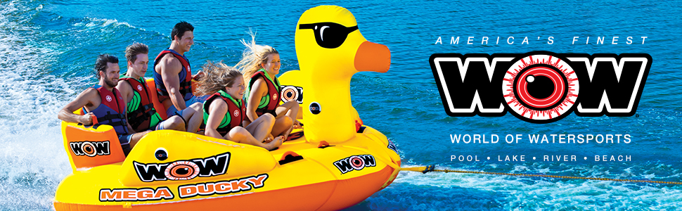 WOW World of Watersports Stadium Islander