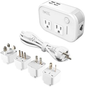Foval International Travel Adapter