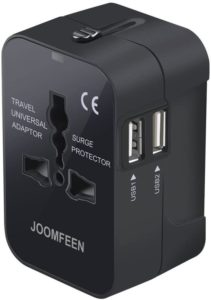 JOOMFEEN Travel Adapter