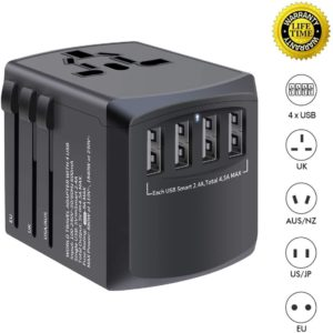 MINGTONG International travel adapter