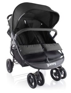 Reclinable Double Stroller