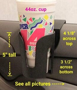 The Ledge Auto Cup Holder