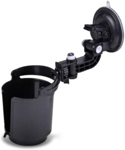 Zone Tech Recessed Foldable Cup Holder