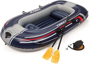 Bestway Hydro-Force Treck Inflatable Dinghy Raft Boat