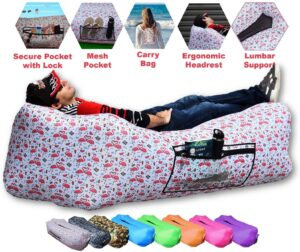 CAMPERS LAIR [Military Grade] InflatableAirlounger