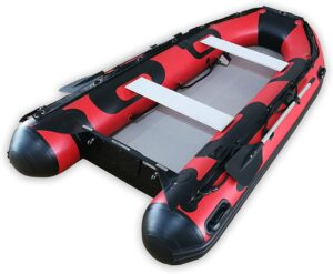 Seamax Recreational 10.8 Feet Inflatable Boat
