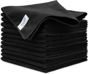 Buff All-Purpose Microfiber Cleaning Cloth Towel