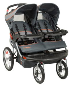 Baby Trend Convenient Double Jogging Strollers
