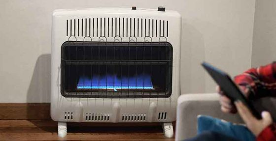 Mr Heater 30000 Natural Gas Heater