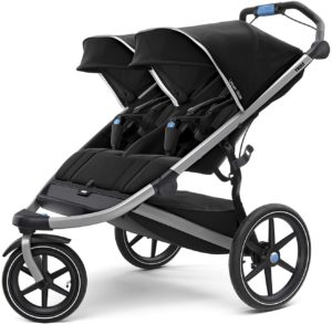 Multi-functional Double Jogging Strollers