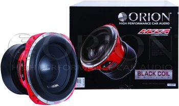 ORION HCCA122 HCCA Series SUBWOOFER CAR Audio CAR Stereo SUB WOOFER
