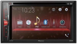 Pioneer AVH-210EX In-Dash 2-DIN Touch screen DVD Receiver