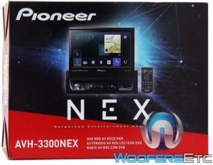 Pioneer AVH-3300NEX Touch Screen Car Stereos