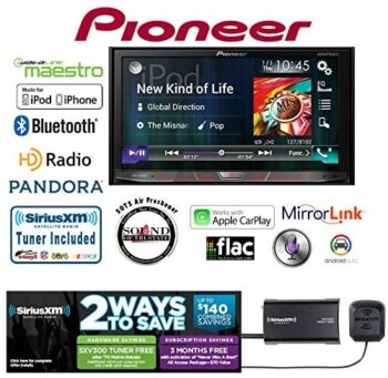 Pioneer AVH-4200NEX Touch Screen Car Stereos