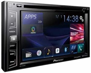 Pioneer AVH-X390BS Double Din In-Dash DVD Car Stereo Receiver