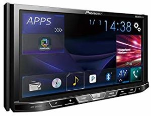 Pioneer AVH-X490BS Double Din In-Dash DVD Car Stereo Receiver