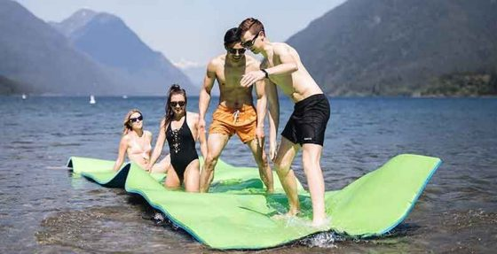 Best Floating Water Mats for lake